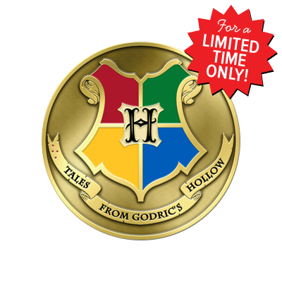 Tales From Godric's Hollow Coin - Front
