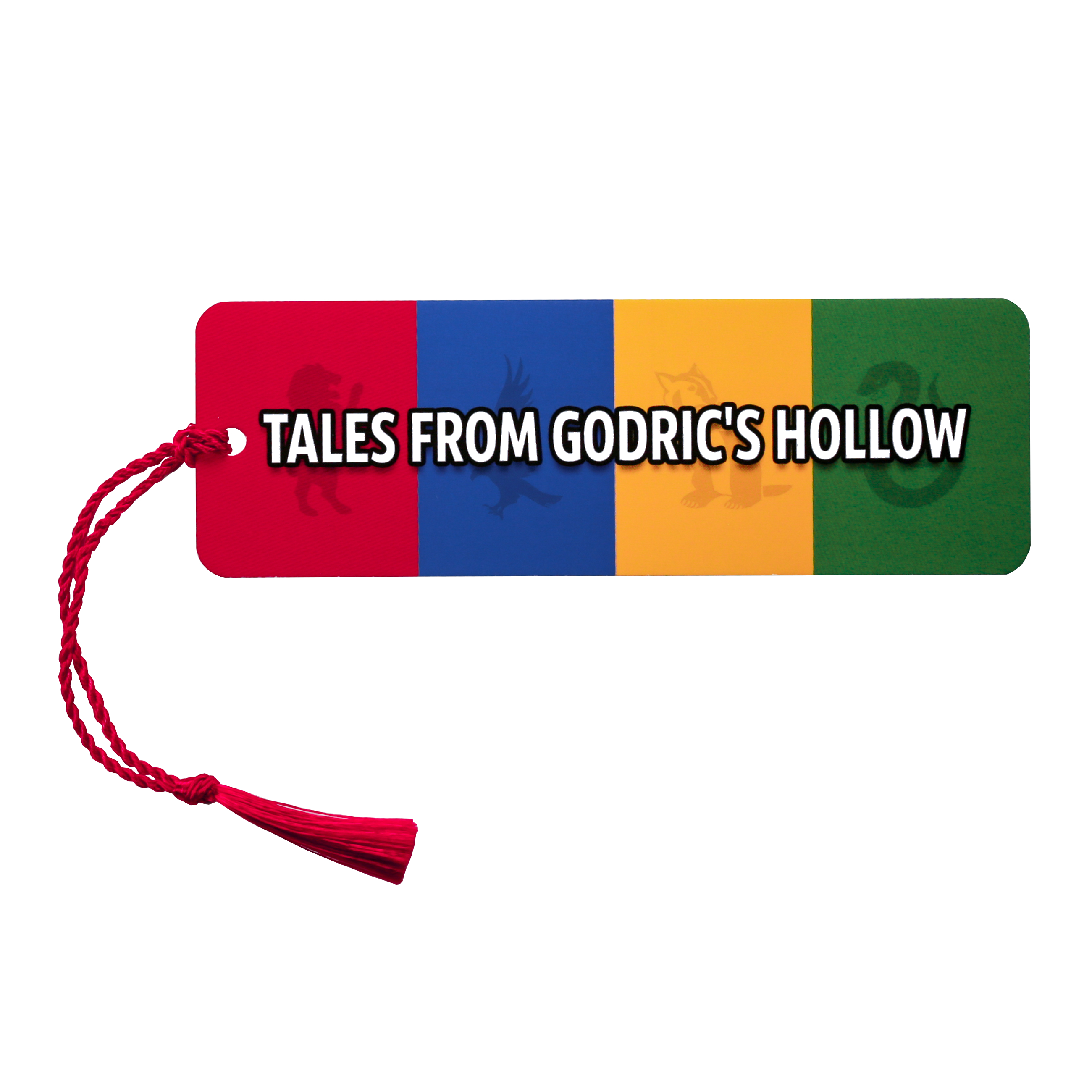 Tales From Godric's Hollow Bookmark - Gryffindor (Red)