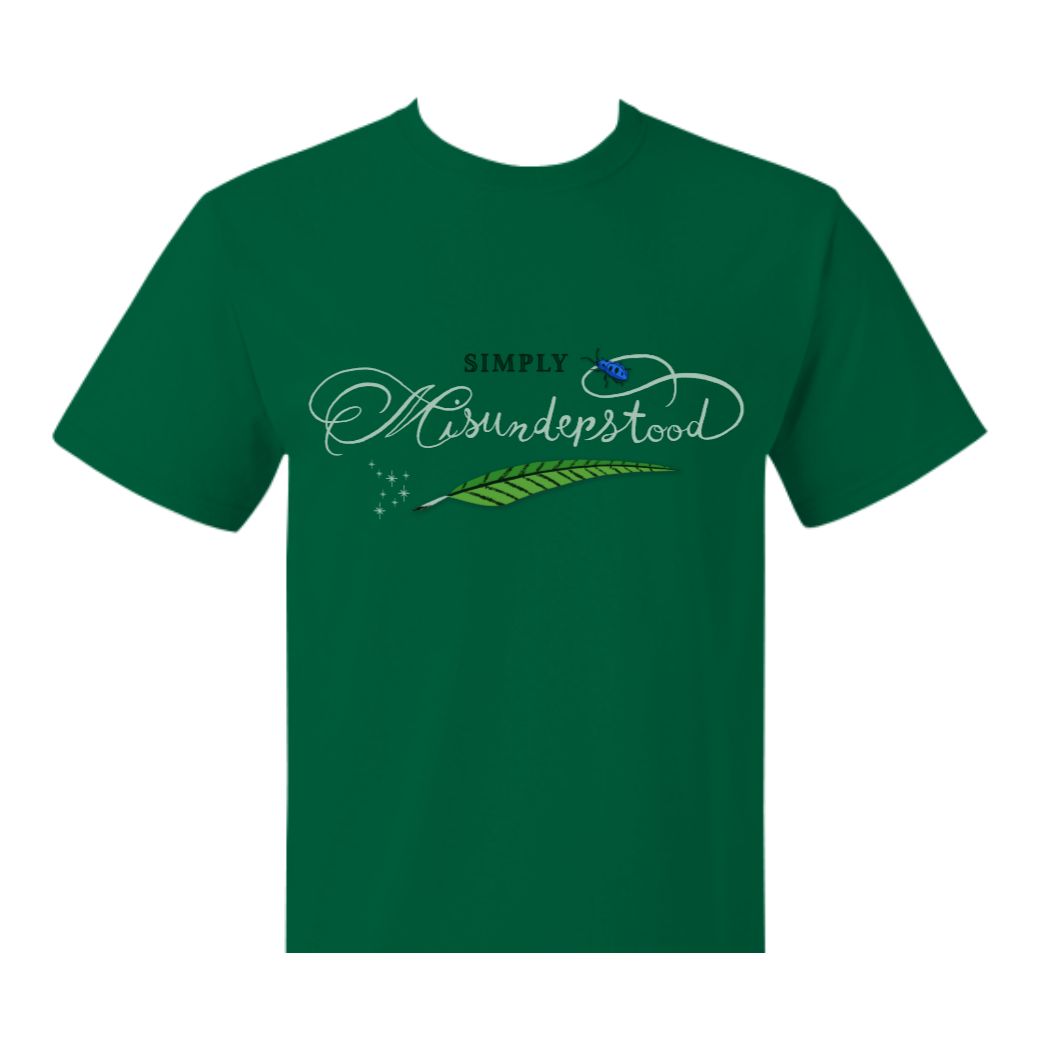 Simply Misunderstood - Rita Skeeter T-Shirt